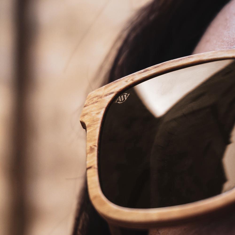 c883fc93df0 Wooden sunglasses